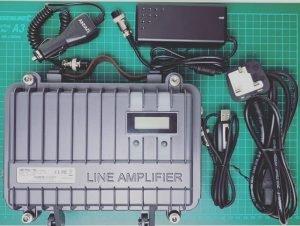 Portable Radio Repeater
